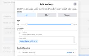 audience targeting